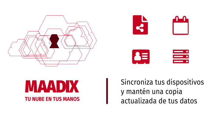 Sincronizar disporitivos con MaadiX