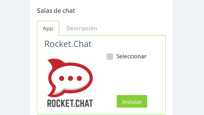 Rocket.Chat automatic install